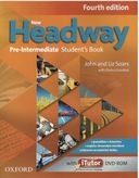 New Headway - Pre-Intermediate - Student's Book + DVD