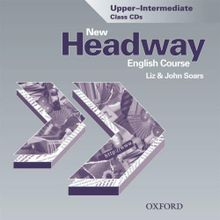 New Headway: Upper-Intermediate: Class Audio 2CD
