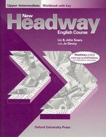 New Headway Upper-Intermediate Workbook with key