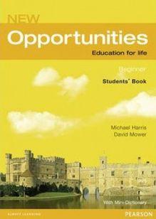 New Opportunities Beginner Student's Book