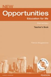 New Opportunities Elementary Teachers Book with Test Master CD-ROM