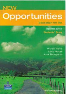 NEW Opportunities Intermediate Students' Book