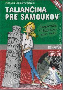NOVÁ taliančina pre samoukov - Obsahuje bonus: MP3 CD