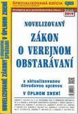 Novelizovaný Zákon o verejnom obstarávaní - s aktualizovanou dôvodovou správou v úplnom znení