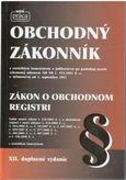 Obchodný zákonník s rozsiahlim komentárom a judiaktúrou / Zákon o obchodnom registri