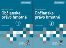 Občianske právo hmotné 1.+2. diel (2. aktualizované vydanie)