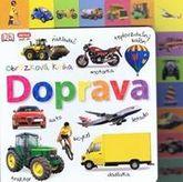 Obrázková kniha: Doprava