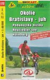 Okolie Bratislavy - juh