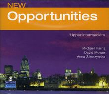 Opportunities new Upper intermediate 2CD