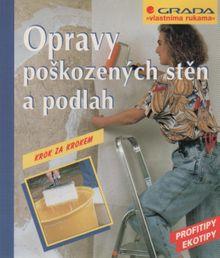Opravy poškozených stěn a podlah