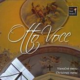 Otto Voce Vianočné menu / Christmas menu CD