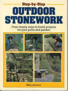 Outdoor Stonework (Step-by-Step)