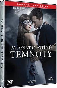 Padesát odstínu temnoty DVD