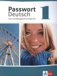 Passwort Deutsch 1 Kurs und Übungsbuch mit Audio CD