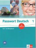 Passwort Deutsch 1 Kurs und Ubungsbuch Mit Audio-CD