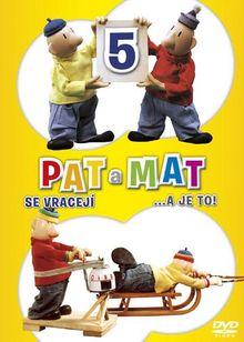 Pat & Mat 5 /...A je to!/ DVD