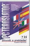 PC Translator verzia 98 - Slovník a prekladač textov pre Windows 95. 98, NT, 3.X MS-DOS francúzska mutácia