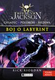 Percy Jackson 4 – Boj o labyrint