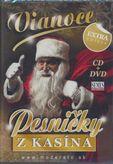 Pesničky z kasína: Vianoce (DVD+CD)