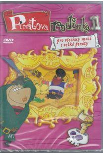 Pirátova rodinka 2 DVD