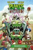 Plants vs. Zombies - Železná jazda