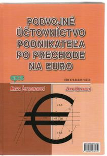 Podvojné účtovníctvo podnikateľa po prechode na euro