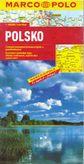 Polsko / Polend / Poland 1:800 000 automapa