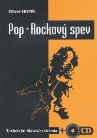 Pop - Rockový spev (cvičenia + CD)
