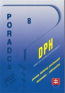 Poradca 8/2020 - DPH s komentárom