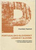 Portugalsko - slovenský lesnícky slovník
