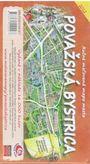 Považská Bystrica - maľovaní mapa