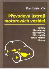 Převodová ústrojí motorových vozidel