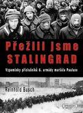 Přežili jsme Stalingrad - Vzpomínky příslušníků 6. armády maršála Pauluse Reinhold Busch