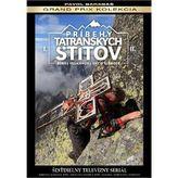 Príbehy tatranských štítov I.+II. DVD