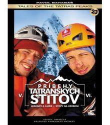 PRÍBEHY TATRANSKÝCH ŠTÍTOV V+VI - 2xDVD