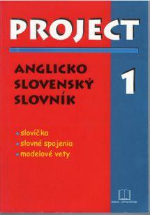 Project 1 Anglicko-slovenský slovník