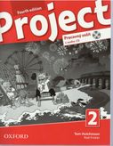 Project 2 - Fourth edition - pracovný zošit s CD
