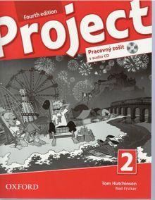 Project 2 - Fourth edition - pracovný zošit s CD