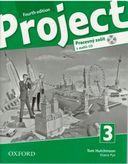 Project 3 Fourth edition - pracovný zočit + CD