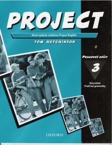 Project 3 pracovný zošit