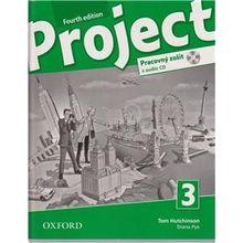 Project 3 - Pracovný zošit Fourth edition - pracovný zošit s audio CD