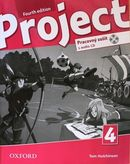 Project 4 4th Edition Workbook with Audio CD (SK Edition) with Online Practice