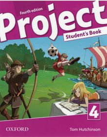 Project 4 Fourth edition - Student´s Book