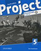 Project 5 - Pracovný zošit Fourth edition