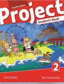 Projekt 2 Fourth edition - Student´s Book