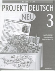 Projekt Deutsch Neu 3 Arbeitsheft