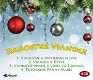 Radostné Vianoce 4 CD