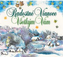 Radostné vianoce všetkým vám CD Šarišan