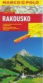 Rakousko 1: 300 000 automapa