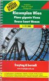 Reisenplan Wien 1:12 500